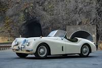 1954 Jaguar XK120 Roadster 2