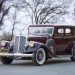 """1933 Pierce-Arrow 1236 Sedan"" by FatKatPhotography"