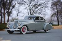 1933 Pierce Silver Arrow Sedan