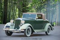 1933 Dodge DP Convertible Coupe