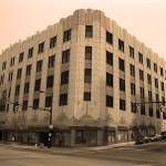 """Akron 0001b 441_26 sepia"" by Ffooter"