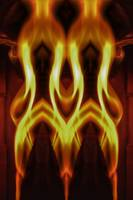 Abstract Fire #1 on 18 November 2016