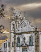 Exterior Facade Antique Colonial Church Olinda