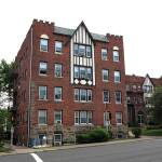 """Teaneck, NJ - Vintage Architecture"" by Ffooter"