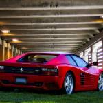 """Ferrari 512 TR III_HDR"" by FatKatPhotography"