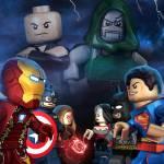 """""""Avengers-vs-Justice-League-line-up"""" by MichaelNapolitan"""
