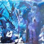 """""""Figure in blue"""" by BethWold"""