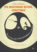 No712 My The Nightmare Before Christmas minimal mo