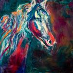 """Horse in color"" by BethWold"
