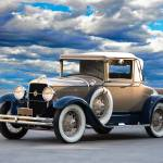 """""""1929 Studebaker GE Dictator Cabriolet"""" by FatKatPhotography"""