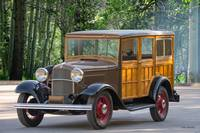 1932 Ford B-150 Station Wagon