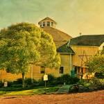 """""""Vermont Round Barn"""" by DBenoit"""