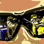 """""""Tour zonnebril 03"""" by letspimp"""