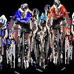 """wielrenners peleton 24122013 01"" by letspimp"