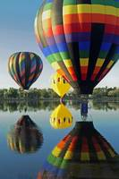 Balloons and Reflections