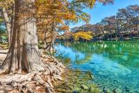 Scenic Fall Frio River