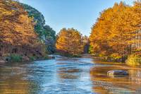 Fall Along the Frio River