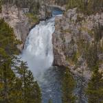 """Upper Falls on the Yellowstone"" by jkphotos"