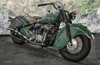 1947 Indian Chief Motorcycle_HDR