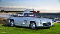1955 Mercedes Benz 300SL Gullwing II_HDR