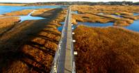 Bass Hole Boardwalk - Yarmouth, Cape Cod