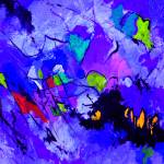 """Purple abstract"" by pol"
