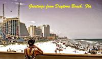 Greetings Daytona Beach Boardwalk Spring Break