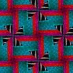 """Kaleidoscope Set K 600x1000x200_12-31-33_20-03-16"" by LynnArmedeDeBeal"