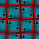 """Kaleidoscope Set K 600x1000x200_12-30-30_20-03-16"" by LynnArmedeDeBeal"