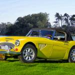 """1965 Austin-Healey 3000 Mk III_B_HDR"" by FatKatPhotography"