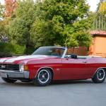 """1972 Chevrolet Chevelle SS 454 Convertible"" by FatKatPhotography"