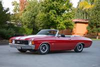 1972 Chevrolet Chevelle SS 454 Convertible