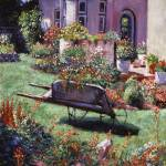 """779 COLOR GARDEN fa"" by DavidLloydGlover"