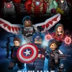"""Civil-War-poster-larger"" by MichaelNapolitan"