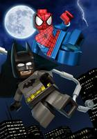 Spider-Man-Batman