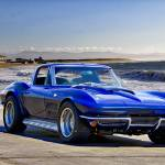 """1963 Chevrolet Corvette Stingray_HDR"" by FatKatPhotography"