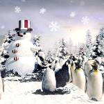 """South Pole Christmas"" by ecolosimo"