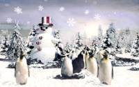 South Pole Christmas