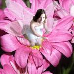 """Pink Flower Fairy"" by something4every1"