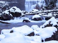 Snowy Middle MCCloud Falls