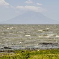 On the Shores of Lake Nicaragua Art Prints & Posters by Paul Coco