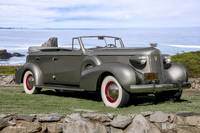 1937 Cadillac Fleetwood Convertible Sedan