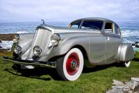 1933 Pierce Silver Arrow Sedan II