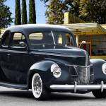 """1940 Ford Hot Rod Coupe_HDR"" by FatKatPhotography"