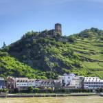 """""""Burg Gutenfels"""" by TomGomez"""
