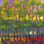 """Lavender Woods"" by CindyMottMcGarry"