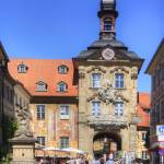 """""""Bamberg Altes Rathaus"""" by TomGomez"""