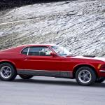 """1970 Mustang Fastback Mach 1"" by FatKatPhotography"