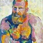 """12 2016 Fire Island Van Gogh"" by RDRiccoboni"