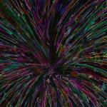 """Mixed Media Abstract 12916"" by MasArtStudio"